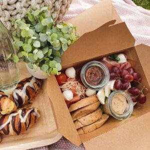 Picknick Box - individuell gefüllt