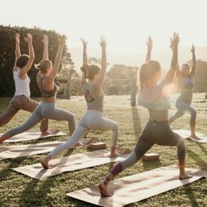 UPGRADE private Yoga